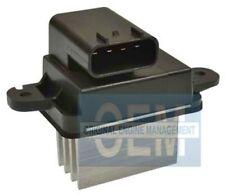 HVAC Blower Motor Resistor Original Eng Mgmt BMR96