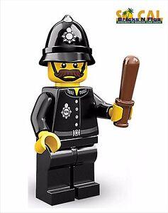LEGO MINIFIGURES SERIES 11 71002 Constable