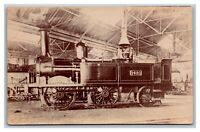 Locomotive Publishing London England Engine 1421 RPPC Real Photo Postcard