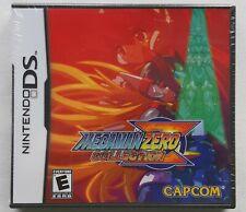 Nintendo DS - Mega Man Zero Collection (NTSC, region free) FACTORY SEALED