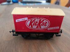 Hornby kitkat wagon oo gauge see desciption