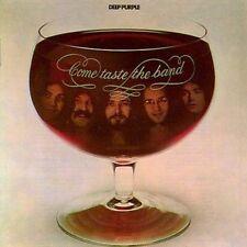 Come Taste the Band by Deep Purple (Cassette, Nov-1990, Metal Blade)