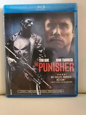 The Punisher (Blu-ray Disc, 2006) Marvel