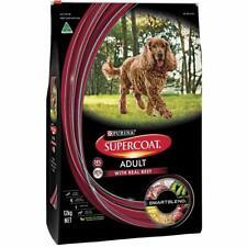 Supercoat Adult Dry Dog Food Beef 12kg