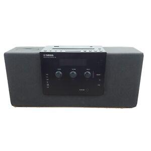 RARE Yamaha Radio TSX 130 Desktop DAB + CD + IPOD + USB - Tested and working