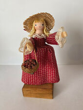 Clothes Pin Doll Handmade Colonial Outfit