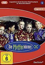 Die Pfefferkörner Staffel 4 NEU OVP 2 DVDs
