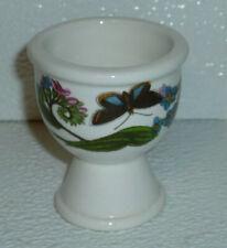 """Portmeirion Egg Cup Botanic Vtg England Coddler Butterfly 2.5"""""""