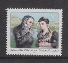1985 WEST GERMANY MNH STAMP DEUTSCHE BUNDESPOST JOHANN PETER HEBEL  SG 2091