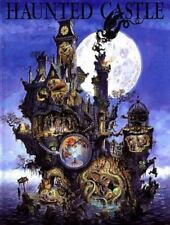The Haunted Castle : Can You Find Your Way Out by Leo Hartas (1997, Hardcover)