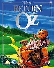 Fairuza Balk Return to Oz 1985 Walt Disney culto Clásica GB DVD