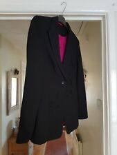 Super Black 'Petites' Occasion Jacket, Long Sleeves, Party, Evening, Size 10