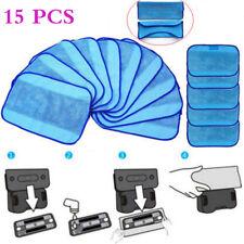 15x Wet Microfiber Mopping Cloths For iRobot Braava 380t 320 Mint 4200 5200 4205