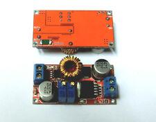 1x LED Driver cc/cv constante electricidad + voltaje _ 0a-5a adjustable _ step down