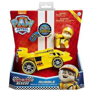 Paw Patrol Ready, Race, Rescue Themed Vehicles Rubble