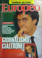 EUROPEO N.12 1989
