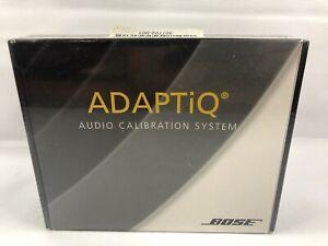 Genuine Bose AdaptiQ Audio Calibration System - New Sealed