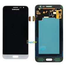 Display Lcd Touch Schermo Originale per Samsung Galaxy J3 2016 SM-J320FN Bianco