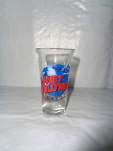 Planet Hollywood - Mall of America - Tall Shot Glass - New