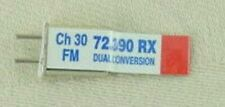 Airtronics DC 72Mhz  FM Receiver Crystal - CH30 72.390