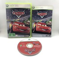 Disney Pixar Cars Xbox 360 Complete With Manual Pal Game Aus Seller Free Postage