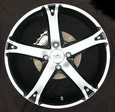 Aluminium MX-5 Wheels with Tyres 4 Number of Studs