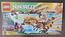 Lego 70503 - Ninjago - The Golden Dragon -  Retired - NISB