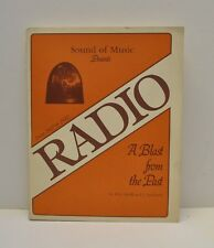 Sound of Music Presents From 1927 1942 Radio A Blast from The Past by H.G Wolf