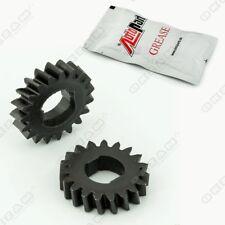 2x Zahnrad Reparatur für Schiebedach Motor Getriebemotor für BMW 3er E46