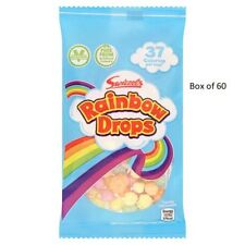 BOX COMPLETO 60 Swizzle Rainbow Drops Caramelle Party Borsa Filler Caramelle Matrimonio carrello