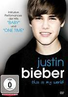 This is My World di Justin Bieber (2011), nuovo OVP, DVD