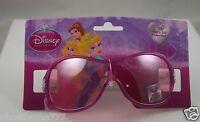 Disney Princess Sunglasses 100 % UVA  Belle Cinderella Tianna frog princess