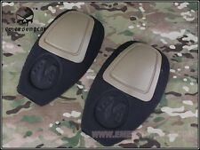 EMERSON Combat Knee pads Gen2 (DE) For CP G2/G3 Pants aor1 aor2 Multicam EM7070
