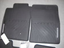 2003 - 2009 Toyota 4Runner All Weather Floor Mats, OEM Toyota, PT908-89090-20