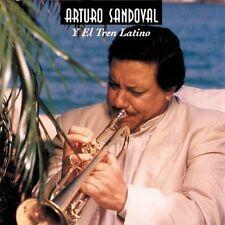 Arturo Sandoval & the Latin Train by Arturo Sandoval (CD, Jun-1995, GRP (USA))