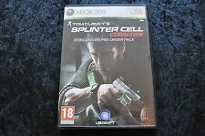 Tom Clancy's Splinter Cell Conviction Exklusives Pre-Order Pack Duits XBOX 360