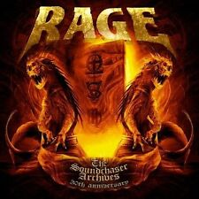 RAGE - THE SOUNDCHASER ARCHIVES BOXSET 4 VINYL LP NEW+