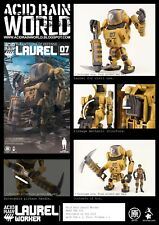 Ori Toy Acid Rain Laurel Corpse Worker 07 Yellow Set New