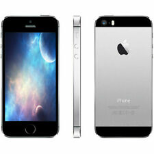 Apple iPhone 5S, Grade A, 16GB Unlocked Sim Free - Grey Colour