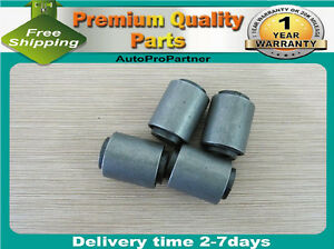 4 REAR LATERAL LINK BUSHING FOR JEEP GRAND CHEROKEE 11-14 DODGE DURANGO 11-14