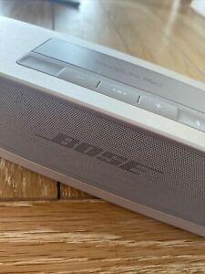 Bose SoundLink Mini II Bluetooth Portable Speaker- Pearl