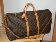 Authentic LOUIS VUITTON Monogram Keepall 60 Boston Shoulder Bag