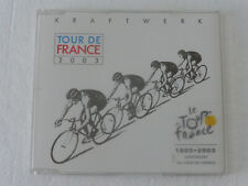 Kraftwerk: Tour De France '03 (Deleted 2003 4 track Remix CD Single)