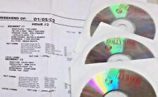 RADIO SHOW: LEEZA 1/5/02 GREEN DAY, STING, FUEL, 5 FOR FIGHTING, STAIND,TRAIN,U2