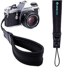 Kamera Handschlaufe Neopren: Kameragurt Handgelenk für Canon, Nikon, Fuji etc.