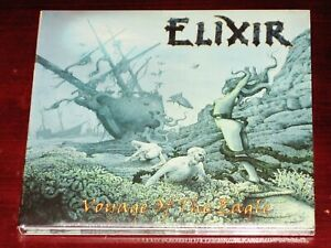 Elixir: Voyage Of The Eagle CD 2020 Dissonance Productions UK Digipak NEW