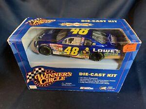 Winner's Circle Die-Cast Car Kit #48