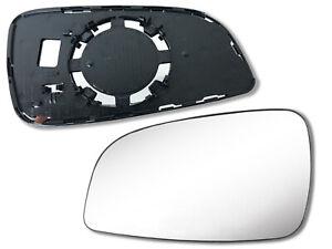 For 2008-12 MALIBU 2007-10 AURA Mirror Glass Non-Heated W/ Base Driver Left Side