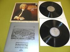 Bach - Die Kunst der Fuge / Musica Antiqua Koln ARCHIV STEREO Box NM Audiophile