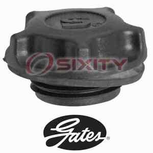 For Toyota Tacoma GATES Engine Oil Filler Cap 2.7L 3.5L 4.0L L4 V6 2005-2020 5m